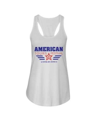 Official American Tours Festival 2020 T Shirt