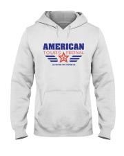 Official American Tours Festival 2020 T Shirt Hooded Sweatshirt thumbnail