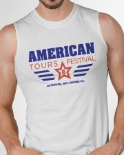 American Tours Festival 2020 T Shirts Sleeveless Tee garment-tshirt-tanktop-detail-front-chest-01