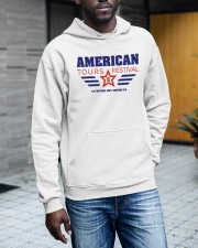 American Tours Festival 2020 T Shirts Hooded Sweatshirt apparel-hooded-sweatshirt-lifestyle-front-17