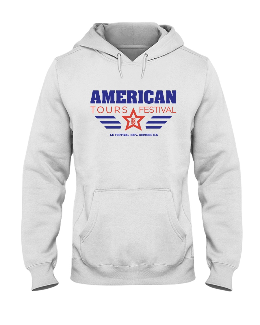 American Tours Festival 2020 T Shirts Hooded Sweatshirt