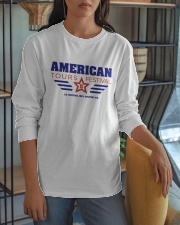 American Tours Festival 2020 T Shirts Long Sleeve Tee apparel-long-sleeve-tee-lifestyle-06