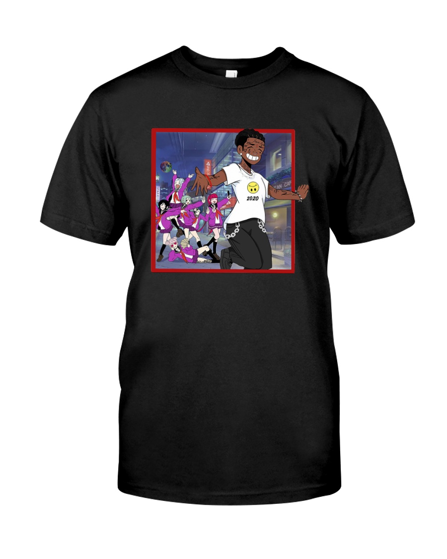Lil Uzi Vert Futsal Shuffle 2020 T Shirt Classic T-Shirt