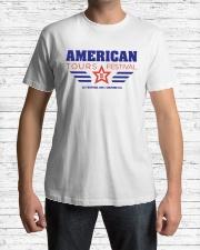 American Tours Festival 2020 Shirt Premium Fit Mens Tee lifestyle-mens-crewneck-front-1