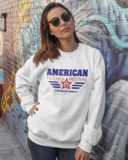 American Tours Festival 2020 Shirt Crewneck Sweatshirt lifestyle-unisex-sweatshirt-front-3