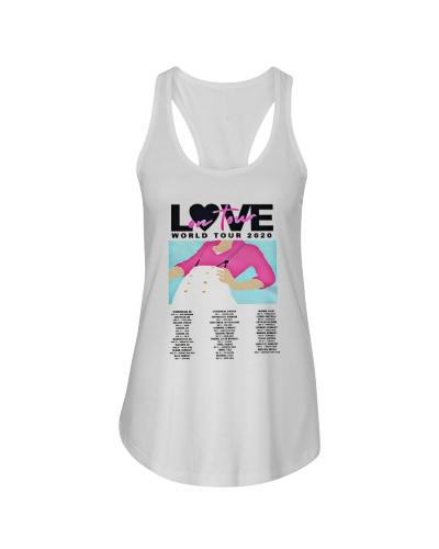 Love On Tour World Tour 2020 T Shirt