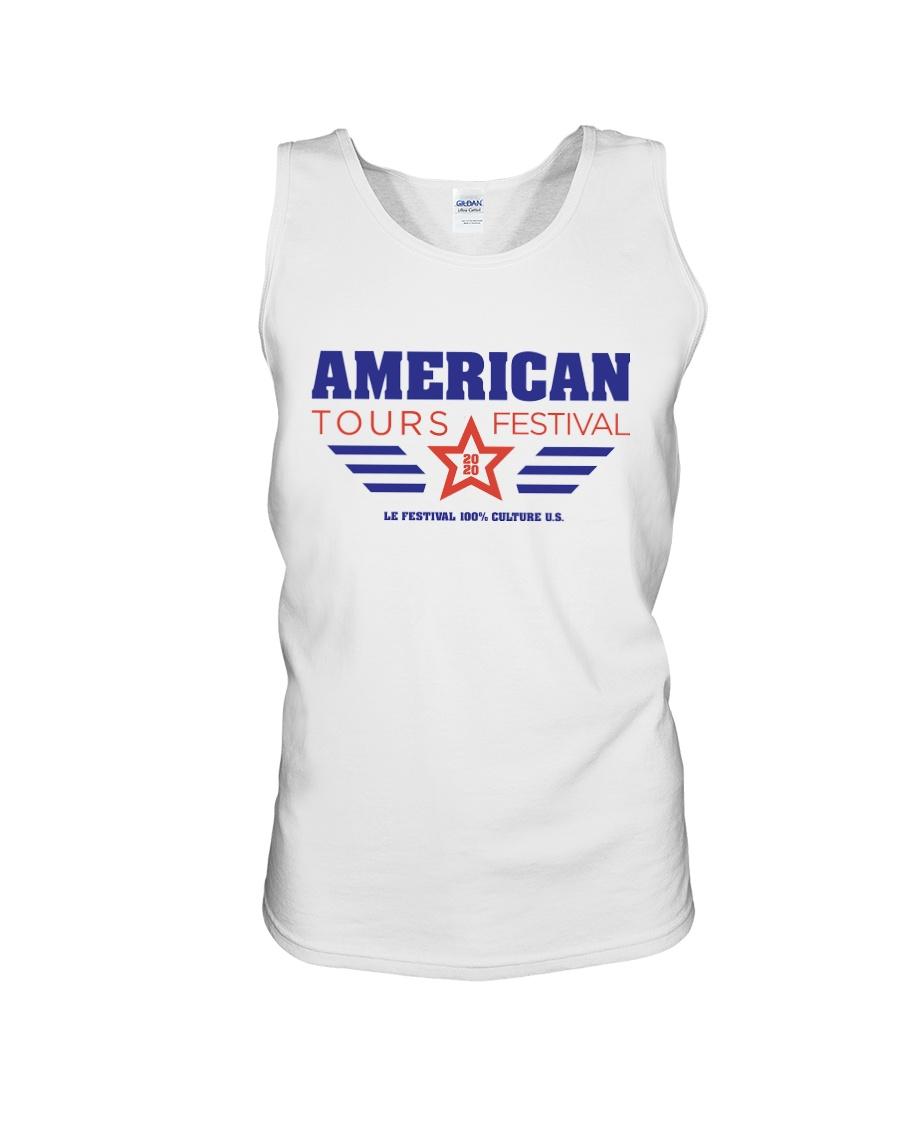 American Tours Festival 2020 T Shirt Unisex Tank