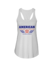 American Tours Festival 2020 T Shirt Ladies Flowy Tank front