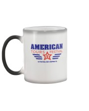 American Tours Festival 2020 T Shirt Color Changing Mug color-changing-left