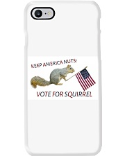 Vote for Squirrel 2020 Phone Case thumbnail