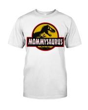 Mommysaurus Classic T-Shirt front
