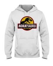 Mommysaurus Hooded Sweatshirt thumbnail