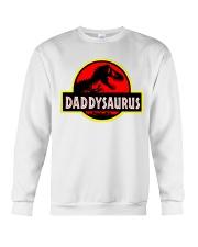 Daddysaurus Crewneck Sweatshirt thumbnail