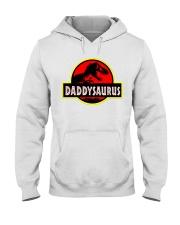 Daddysaurus Hooded Sweatshirt thumbnail