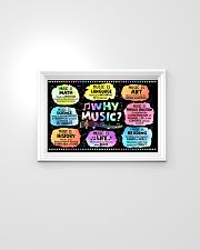 Music Poster - Why Music  24x16 Poster poster-landscape-24x16-lifestyle-02