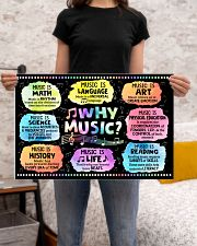Music Poster - Why Music  24x16 Poster poster-landscape-24x16-lifestyle-20