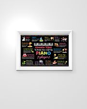 Music - Piano - Common terms 24x16 Poster poster-landscape-24x16-lifestyle-02