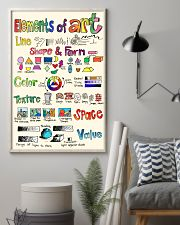 Art poster - Elements of Art - Great 11x17 Poster lifestyle-poster-1