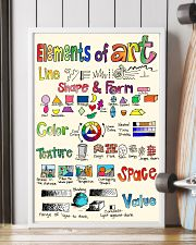 Art poster - Elements of Art - Great 11x17 Poster lifestyle-poster-4