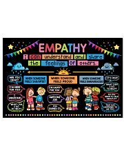 Classroom Poster - Empathy 24x16 Poster front
