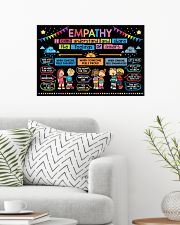 Classroom Poster - Empathy 24x16 Poster poster-landscape-24x16-lifestyle-01