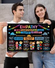 Classroom Poster - Empathy 24x16 Poster poster-landscape-24x16-lifestyle-21