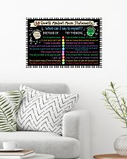 Music Poster - Growth Mindset Music 24x16 Poster poster-landscape-24x16-lifestyle-01