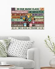 Music Poster - In Our Music Class  24x16 Poster poster-landscape-24x16-lifestyle-01