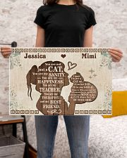 Cat - You are my sanity - My best friend 24x16 Poster poster-landscape-24x16-lifestyle-20