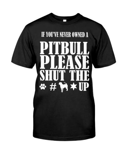 Pitbull plese shut the up
