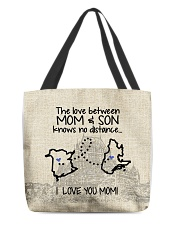 QUEBEC NB THE LOVE BETWEEN MOM AND SON All-over Tote thumbnail