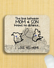 QUEBEC NB THE LOVE BETWEEN MOM AND SON Mousepad aos-mousepad-front-lifestyle-6