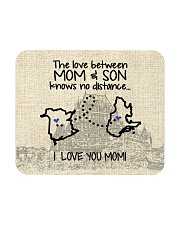 QUEBEC NB THE LOVE BETWEEN MOM AND SON Mousepad front