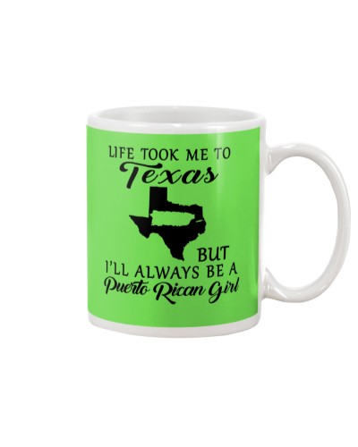 LIFE TOOK ME TO TX BUT ALWAYS BE A PR GIRL