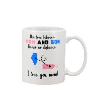 PUERTO RICO ILLINOIS LOVE BETWEEN MOTHER SON Mug front
