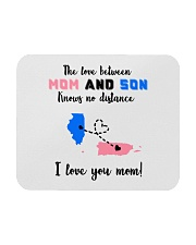 PUERTO RICO ILLINOIS LOVE BETWEEN MOTHER SON Mousepad tile