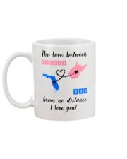 WEST VIRGINIA FLORIDA LOVE BETWEEN MOTHER SON Mug back