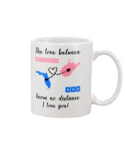 WEST VIRGINIA FLORIDA LOVE BETWEEN MOTHER SON Mug front