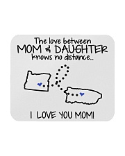 PUERTO RICO OR LOVE BETWEEN MOM AND DAUGHTER Mousepad thumbnail
