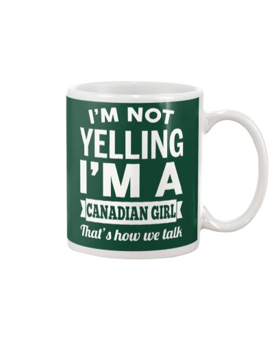 I'M A CANADIAN GIRL