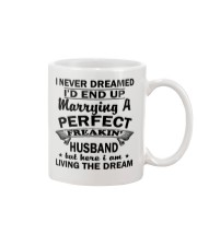MARRYING A PERFECT FREAKING HUSBAND Mug thumbnail