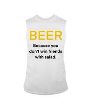 BEER WIN FRIENDS Sleeveless Tee thumbnail