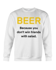 BEER WIN FRIENDS Crewneck Sweatshirt thumbnail