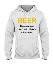 BEER WIN FRIENDS Hooded Sweatshirt thumbnail