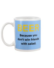 BEER WIN FRIENDS Mug back