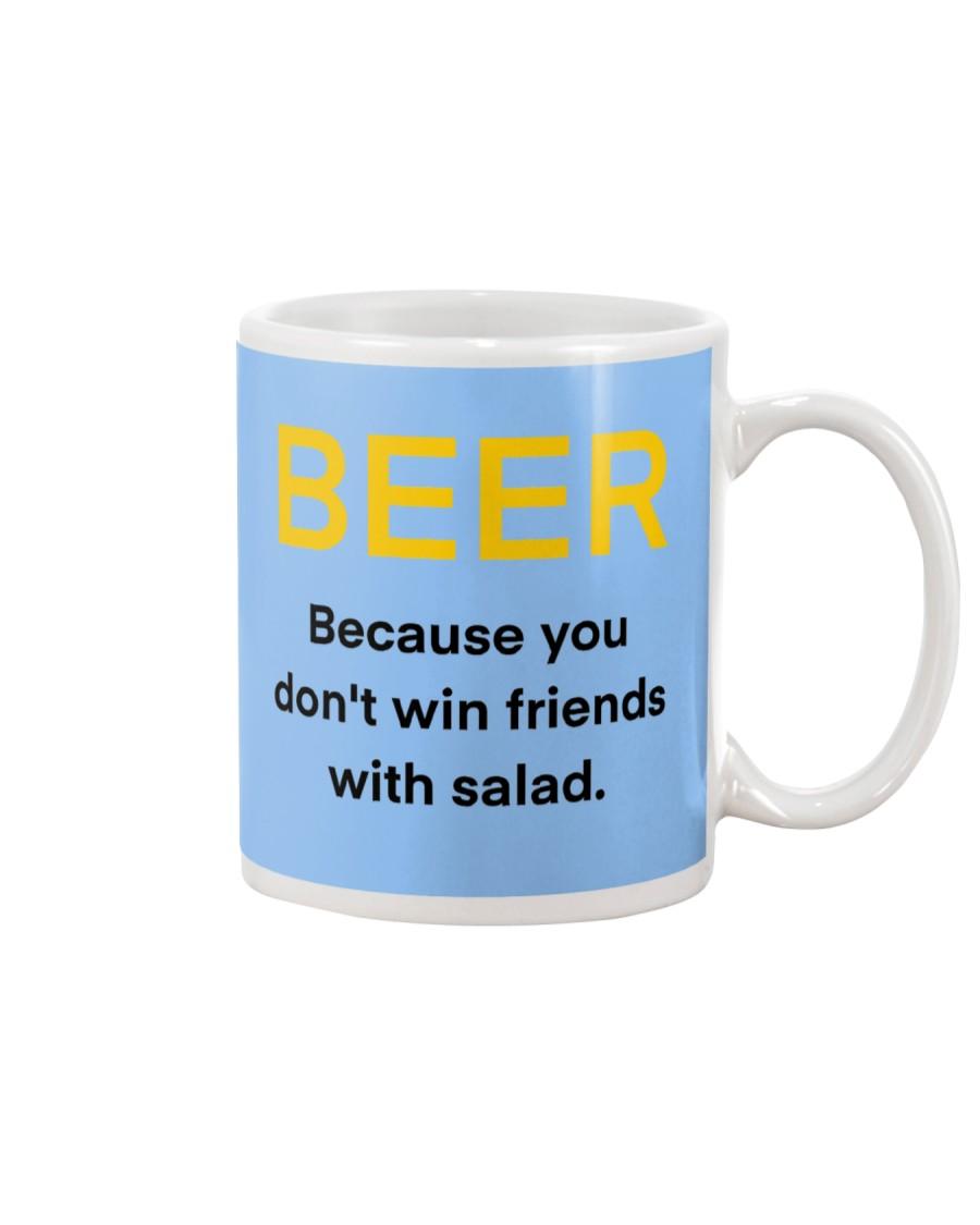 BEER WIN FRIENDS Mug
