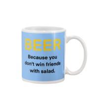 BEER WIN FRIENDS Mug front
