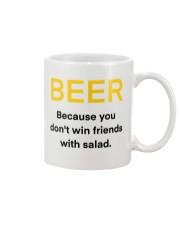 BEER WIN FRIENDS Mug thumbnail