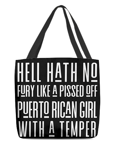 PUERTO RICAN GIRL WITH A TEMPER