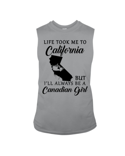 LIFE TOOK ME TO CA BUT ALWAYS BE A CANADIAN GIRL